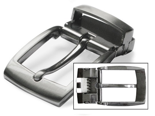 Nickel Smart™ Clamp Pin Buckle