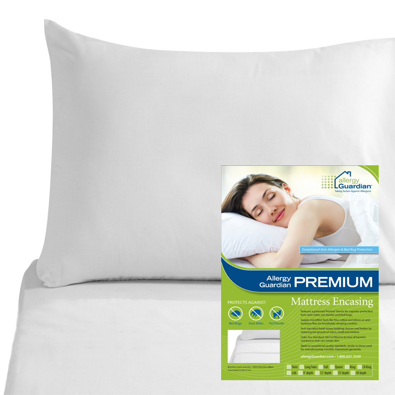 Premium Mattress Encasing Double/Full