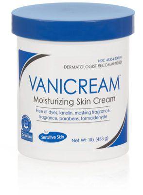 Vanicream Moisturizing Skin Cream 1 lb. jar