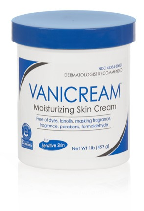 Vanicream Moisturizing Skin Cream 1 lb. jar
