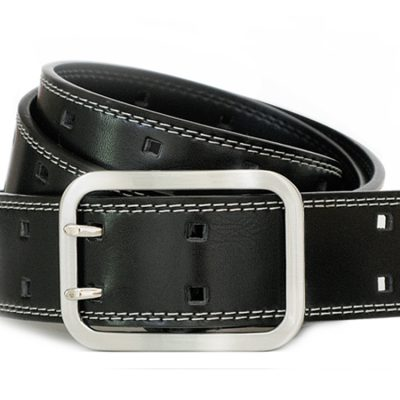 Nickel Smart™ Double Pin Square Belt