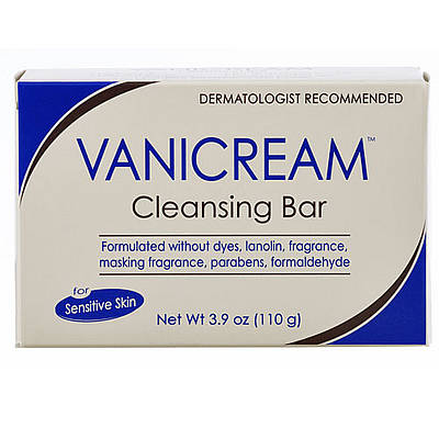 Vanicream Cleansing Bar