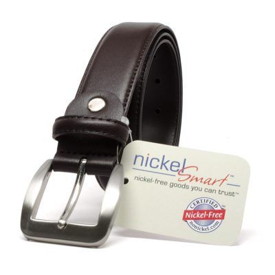 Nickel Smart™ Casual Brown Belt
