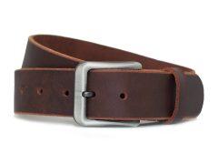Nickel Smart™ Roan Mountain Leather Belt
