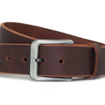 Nickel Smart™ Roan Mountain Leather Belt