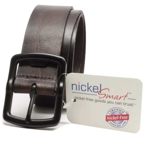 Nickel free Cold Mountain brown belt