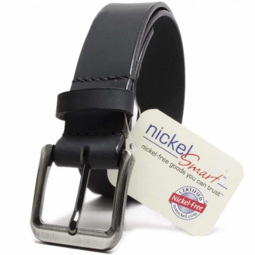 Nickel free belt Smoky Mountain Black Belt
