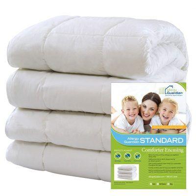 allergy safe duvet cover